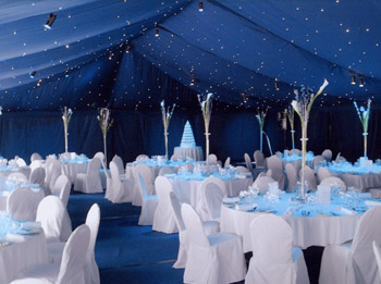 inside tent & Quality Marquee Hire in Durban | Call 031 100 1905