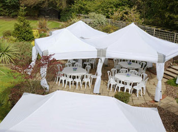 Events & Waterproof Gazebos for Hire in Durban | 031 100 1905 |